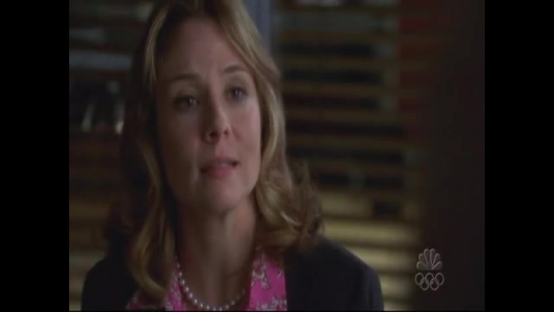 Megan Follows on Crossing Jordan (2006)