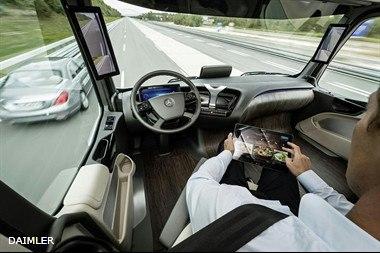 Беспилотные грузовики в России. Фантастика или реальность?