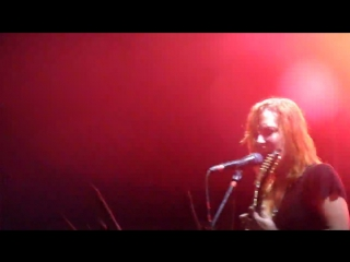 Halestorm - I miss the misery + Outro (live at Moscow 22.02.2016)