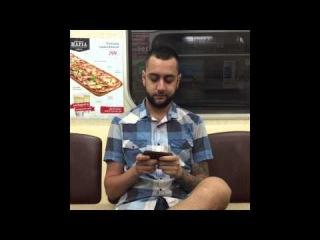 Ужастик в метро