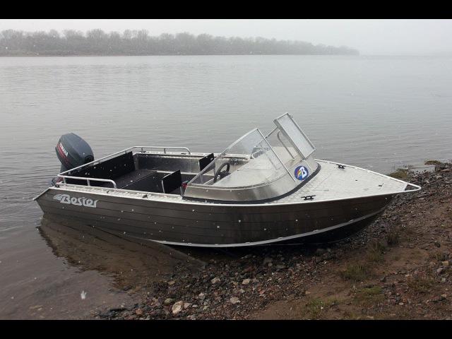Моторная лодка Бестер - 450