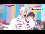 Comeback Stage Block B - H.E.R,