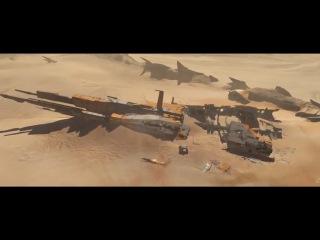 Homeworld׃ Deserts of Kharak - Announce Trailer