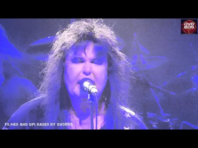 WASP - 3 new songs live: The Last Runaway Miss You Golgotha @ Effenaar (Eindhoven NL) 2015-09-24