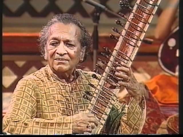 Ravi Shankar Anoushka Shankar Live: Raag Khamaj (1997)