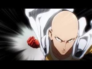 Аниме приколы из аниме Ванпанчмен / One Punch Man