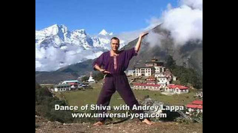 Dance of Shiva with Andrey Lappa