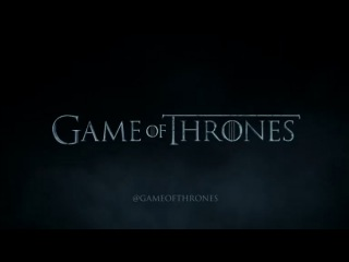 Игра престолов. Тизер 6 сезона. Game of Thrones Season 6 (HBO)