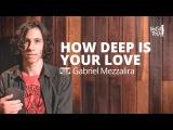How Deep Is Your Love - Calvin Harris (Gabriel Mezzalira cover) Nossa Toca