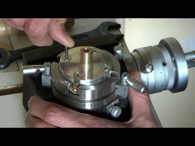 Самодельное приспособление для мастерской делаю на токарном станке по металлу своими руками