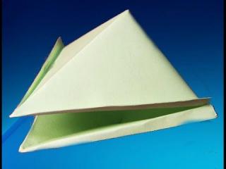 ЛЯГУШКА - Легкое Оригами из Бумаги Своими Рукми для Начинающих