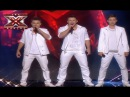 Коллектив Триода - Love song - Selena Gomez - Четвертый прямой эфир - Х-фактор 4 - 16.11.2013