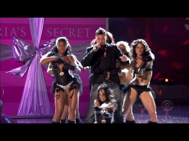 Ricky Martin - Drop It On Me [Live at Victoria's Secret] [1080p HD]