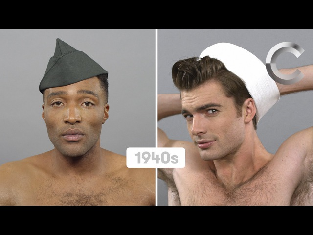 USA Men (Lester Samuel) | 100 Years of Beauty - Ep 32 | Cut