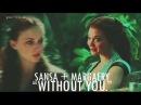 » Sansa Margaery | Without You.