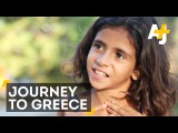 Syrian 7-Year-Old Tells The Story Of Her Journey To Greece