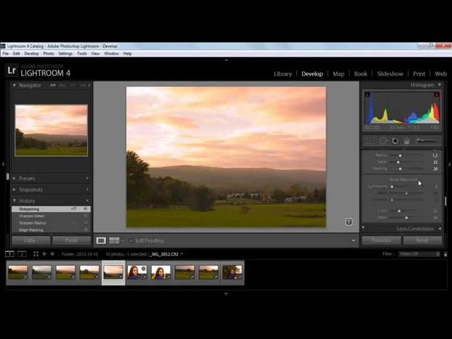 Обзор Lightroom для фотографов Запись МК Лайтрум для всех