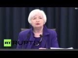 США: Федеральная Резервная система поднимет процентные ставки впервые за девять лет.