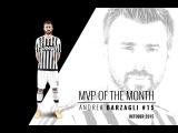 Андреа Барцальи - лучший игрок октября 2015!