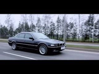 Легенды 90 х Mercedes Benz W140 vs BMW 7 Series E38