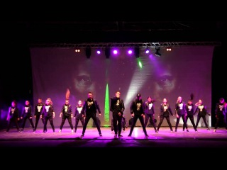 Black Pearls Crew(Taranto,Italy) Terminator Hip-Hop Dance Routine 2013
