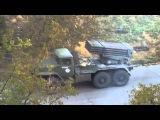 Стрельба из града возле жилых домов. ДНР ЛНР АТО