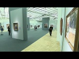 Крупнейшая выставка работ Валентина Серова распахнула двери в Третьяковке на Крымском валу