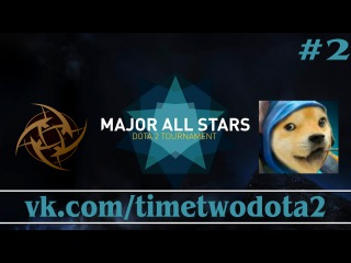 NiP vs MeePwn'D 2 (Ru) | Major All Stars EU (23.02.2015)