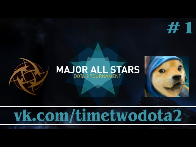 NiP vs MeePwn'D 1 (Ru) | Major All Stars EU (23.02.2015)