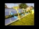 Очень дешевый солнечный коллектор-концентратор Деталь 5 Колья крепления на земле