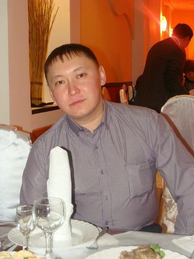 Берик Темирханов