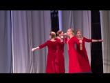 """танец """"ТУРКМЕНСКАЯ КРАСАВИЦА"""" в Рязанском дворце молодежи"""