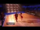 Nick Carter & Sharna Burgess dance the Jive