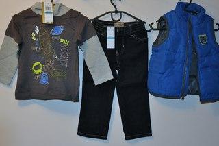 МОДНІ ЗАБАГАНКИ - новий брендовий дитячий одяг  5400645d9b244
