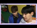 [RUS SUB][16.05.15] BTS Backstage @ Show Champion
