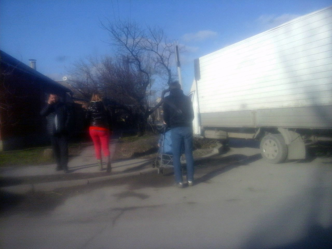 В Таганроге на улице 2-ой Советской произошло очередное ДТП