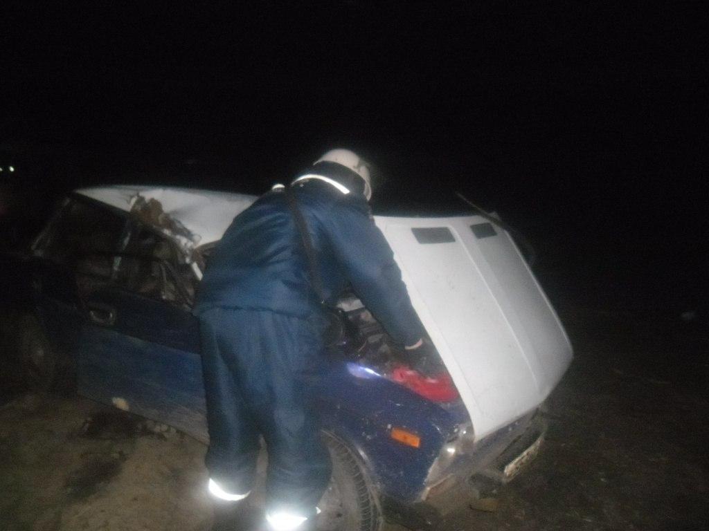 На трассе «Ростов-Таганрог» столкнулись «шестерка» и «ГАЗель», один погибший