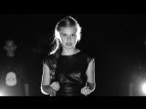 Девочка 12 лет поет песню В.Цой «Кукушка»