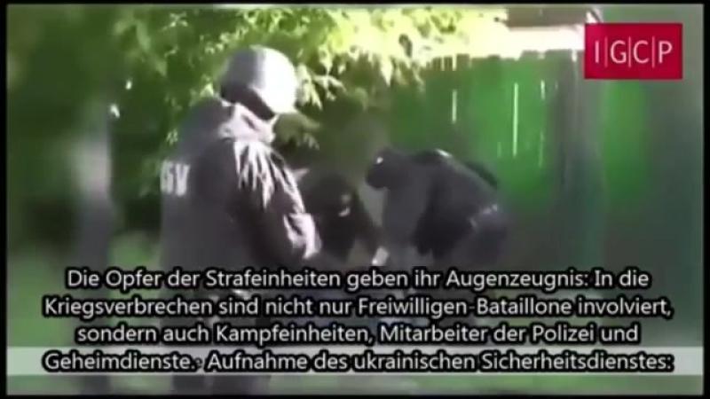 Höllenkreise Doku Brutale Foltermethoden der Kiewer Truppen gegen Donbass Zivili