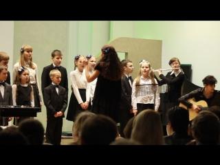 Сербская Рождественская песня