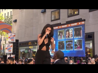 Selena Gomez - Same Old Love (Citi Concert Today Show) HD