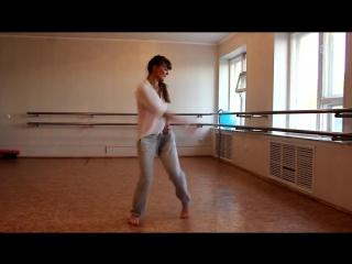 Красивая девушка, отлично танцует (Кристина)