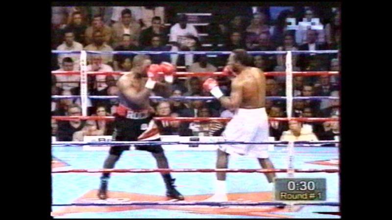 Live.Вечер бокса.Lennox Lewis vs Hasim Rahman I /Леннокс Льюис - Хасим Рахман 1 (Вл.Гендлин ст и Ю.Нестеренко)