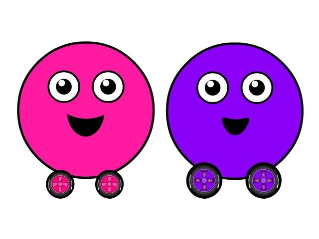 Colors Chant - Learn English Colours Song, Baby Toddler Learning Nursery Rhymes » Freewka.com - Смотреть онлайн в хорощем качестве