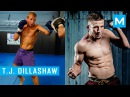 T.J. Dillashaw Conditioning Training Pad Work | Muscle Madness