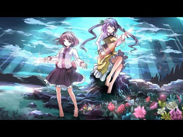 【東方Violin/Piano】 Illusionary Joururi 「TAMUSIC」
