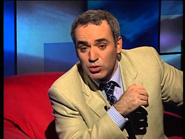 Гарри Каспаров о «Новой хронологии». Беседа вторая