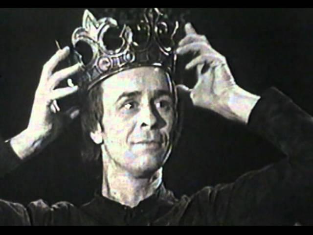 Король Генрих IV. Фрагмент спектакля БДТ им. М.Горького
