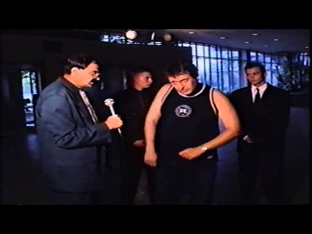 Городок (1995) - Двести. Интервью Жириновского