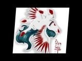 Polina Gule. Paint tool Sai. Реквест_5